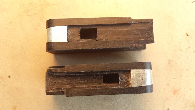 Mortise and Channel